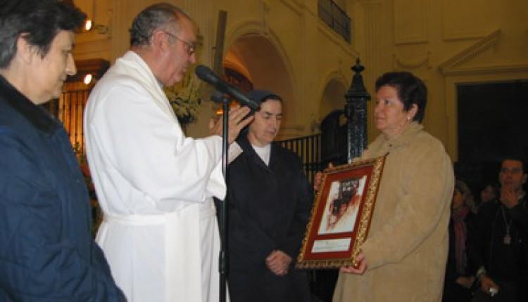 Ofrenda del Foro 2004