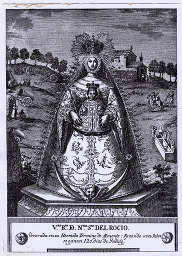 Grabado de Jose María Martín. S. XIX