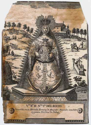 Grabado de 1813aprox.
