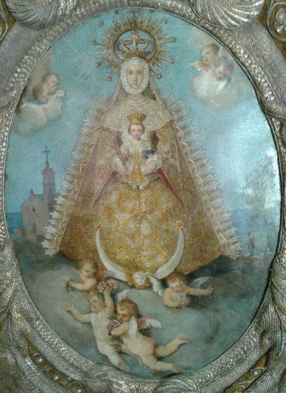 La Virgen del Rocio-3-rocio.com-virgen-simpecado triana