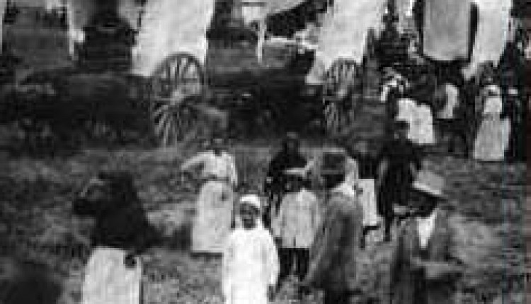 El Rocío hace 125 años