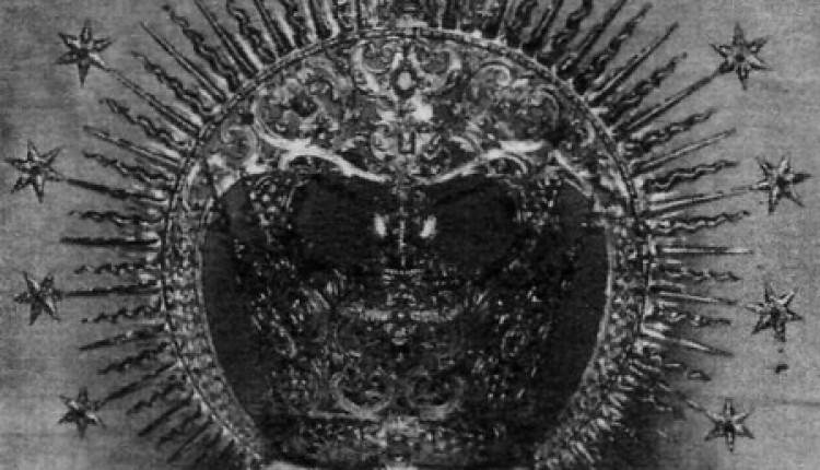La Coronación de la Virgen del Rocío en 1919