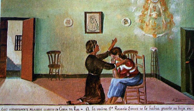 Exvotos del Rocío
