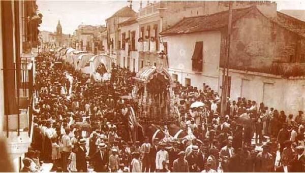 triana en 1919