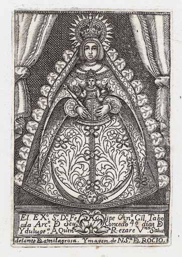 Xilografía del Libro de Reglas, 1758