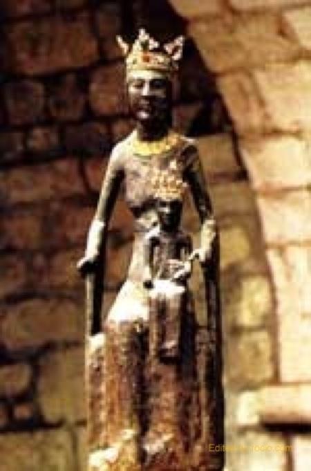 Virgen de Rocamadour