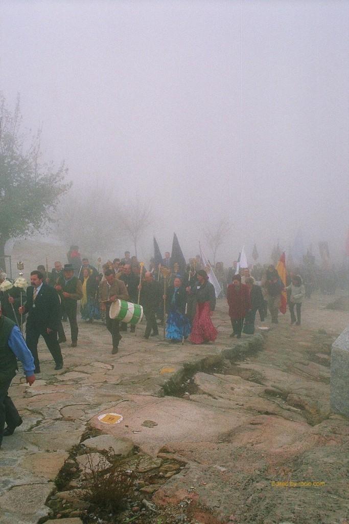 Camino Europeo-Jaen-Calzada Niebla