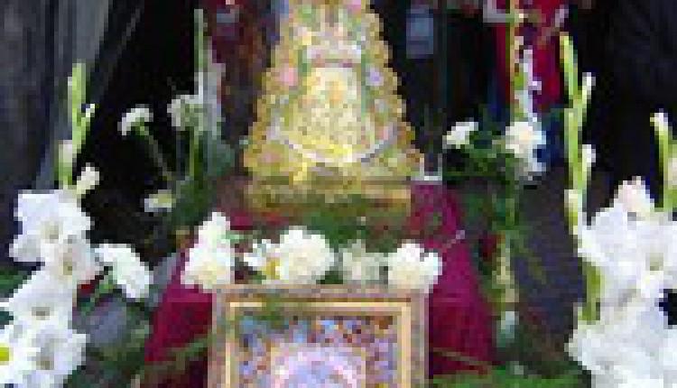 III edición de la Misa, Romería y Procesión de la Virgen del Rocío en Buenos Aires