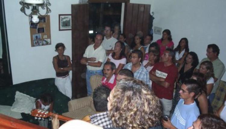 Encuentro del Foro en el Traslado 2005