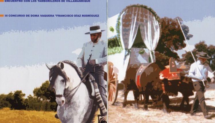 Villamanrique – X CAMPEONATO DE YUNTAS Y CARRETEROS