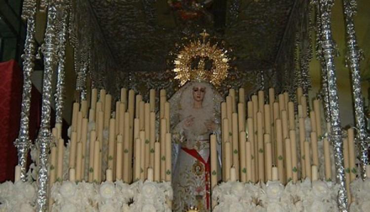 Rocío y la Semana Santa