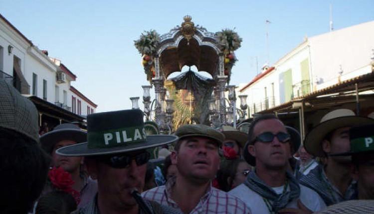 Rocío 2006 – Hermandad de PILAS