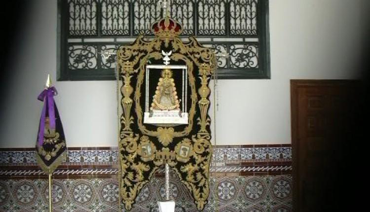 La Hdad de Madrid en su Misa Anual en la Aldea