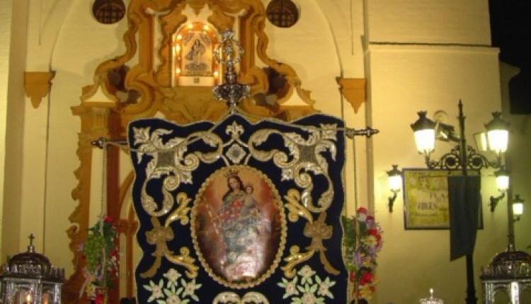 Peregrinación de La Archicofradía de Maria Auxiliadora de la Alhambra al Rocío