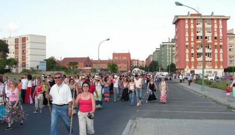 Actos Romería en Honor a la Virgen del Rocío de Tarragona 2007