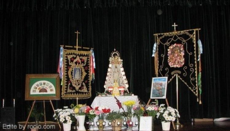 San DIEGO (California) – Celebración de la Virgen del Rocío