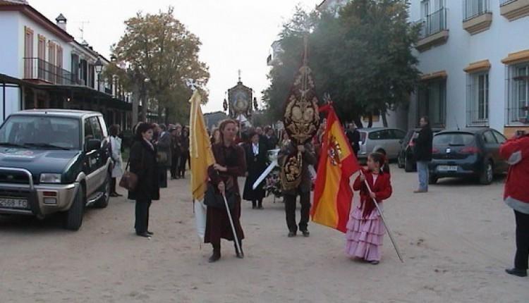 Peregrinacion anual de la Hermandad de Valencia 2008