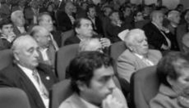 52 Asamblea Anual de Presidentes y Hermanos Mayores de Hermandades del Rocío 2008
