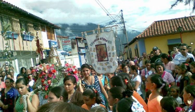 El Rocío en Altos del Rocío – El Chuponal – Venezuela