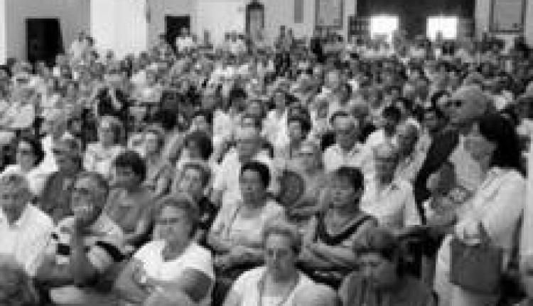 Un total de 100.000 personas han vivido el Rocío Chico desde el jueves