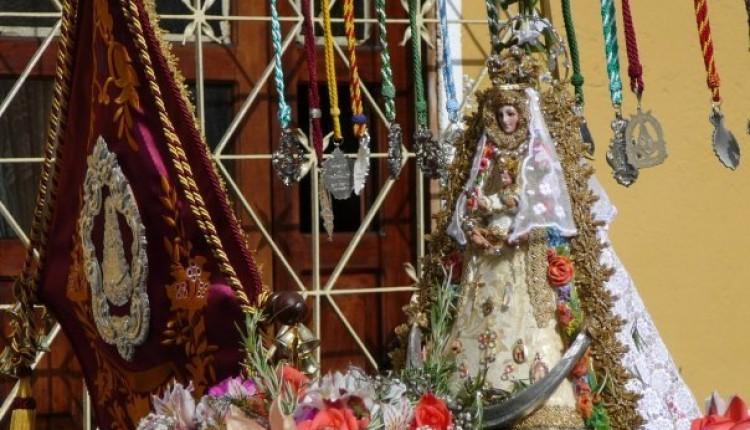 Mérida (Venezuela) – LA VIRGEN DEL ROCIO POR LAS CALLES DE MERIDA