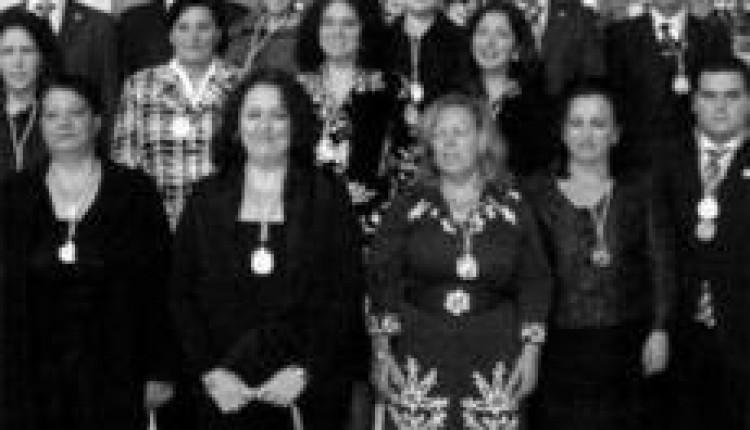 PUNTA UMBRÍA – Charo Beltrán, primera mujer presidenta de la Hermandad del Rocío