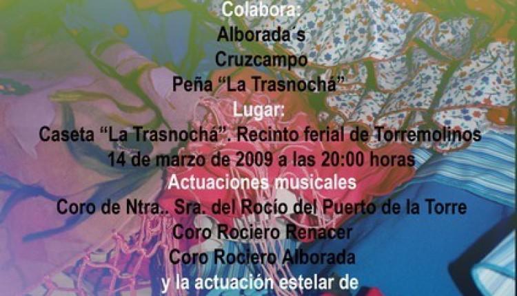Málaga la Caleta – Gran desfile flamenco Pro-Carreta