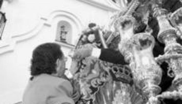 Emigrantes partirá camino de El Rocío desde la Plaza de los Dolores