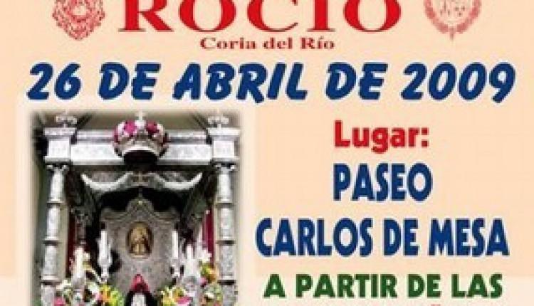 Coria – El grupo de donantes de flores de la Hermandad del Rocío de Coria organiza el XI Certamen de la Tapa