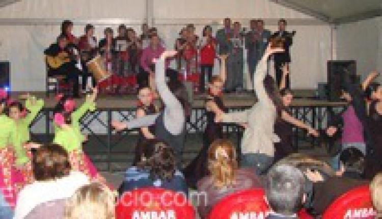 Los rocieron inauguran la Feria de Abril en Teruel