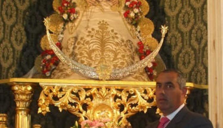 Presidente del Rocío de Olivares: