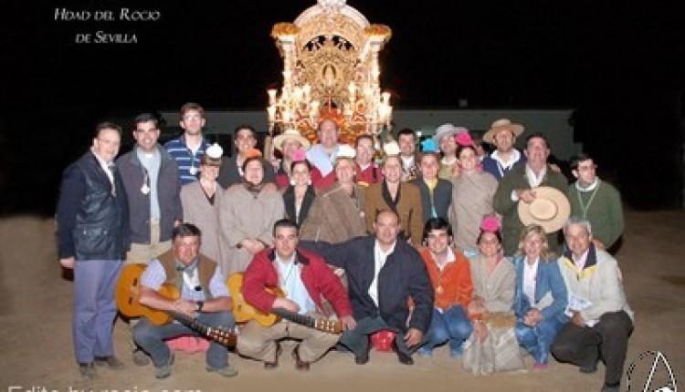 El coro de la Hermandad del Rocio de Sevilla-Salvador, cantara este año la solemne misa pontifical de Pentecostes
