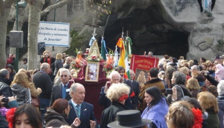 VII Misa, Romería y Procesión de la Virgen del Rocío – Centro Cultural Andalucía de Buenos Aires