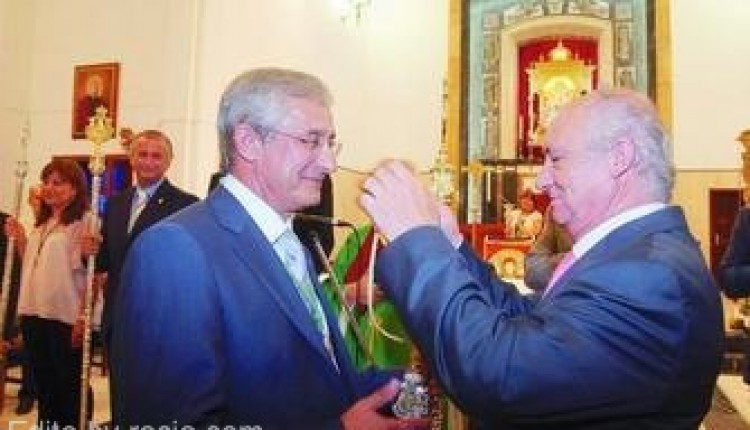 Huelva – Juan José Chaves toma el testigo para la romería de 2010