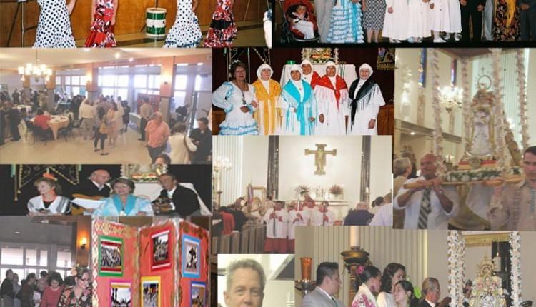 Hermandad de Las Américas – día de La Virgen del Rocío