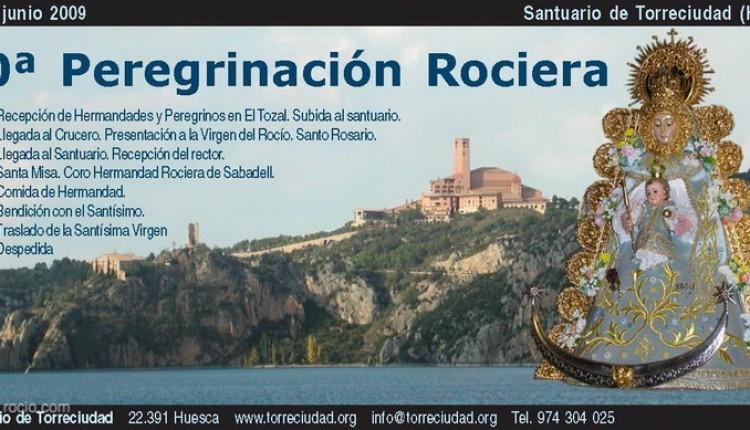 Torreciudad (Huesca) – 20ª Peregrinación Rociera
