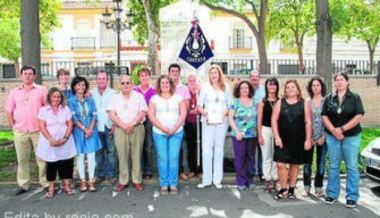 Cartaya – Erección canónica de la  Hermandad de Ntra. Sra del Rocío por el Obispado de Huelva