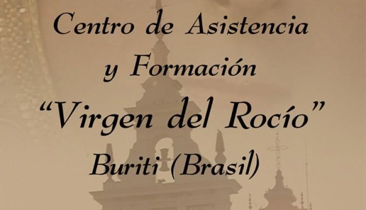 Cenas Benéficas en Ronda y Gelves (Sevilla) Pro Centro de Asistencia Virgen del Rocío Aldea Buriti – Brasil