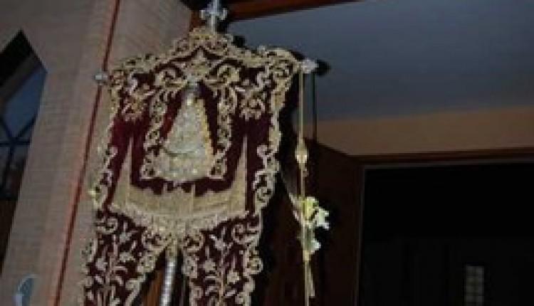 El 12 de octubre, Rosario de la Aurora en Sevilla Sur. Triduo, procesión, besamanos y peregrinación extraordinaria