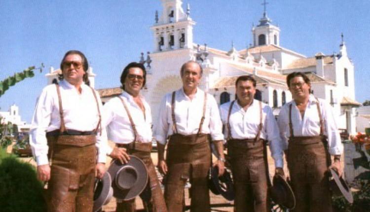 Los Romeros de La Puebla cantarán la Misa Pontifical de la Romería del Rocío 2010