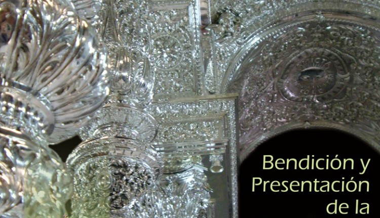 Hermandad de Málaga la Caleta – Bendicíón y Presentación de la Nueva Carreta de plata