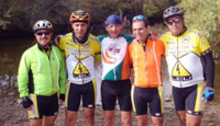 El Rocío como meta – Peregrinación en bicicleta al Rocío