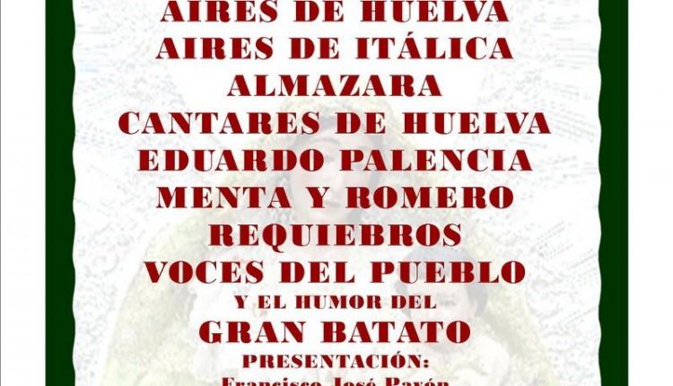 """Valencina de la Concepción – I Festival por Sevillanas """"Corona de estrellas"""""""