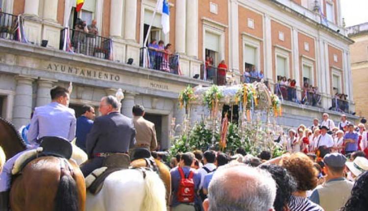 La Hermandad de Huelva prepara la nueva pernocta en La Matilla