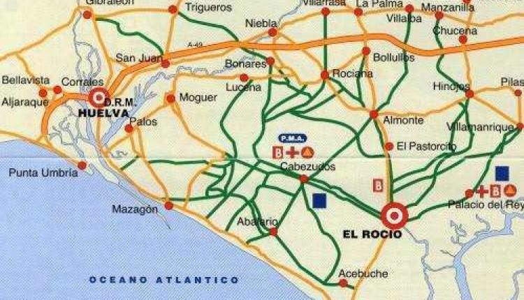 Huelva – El recorte de permisos para vehículos indigna a los rocieros de Huelva