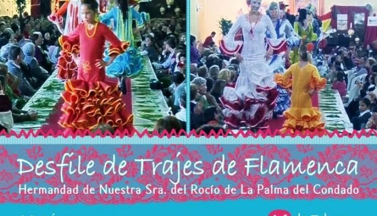 Hermandad de La Palma – Desfile de Trajes de Flamenca