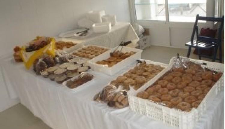 Hermandad de Sanlúcar la Mayor – X Exposición y venta de dulces de Semana Santa