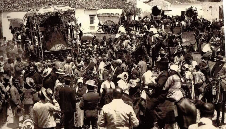 """""""Aquella Romería de 1918"""" por Santiago Padilla"""