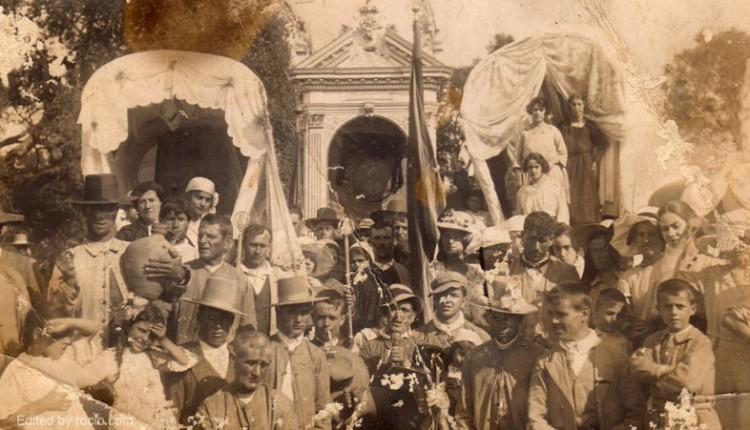 Fotos antiguas de El Rocío