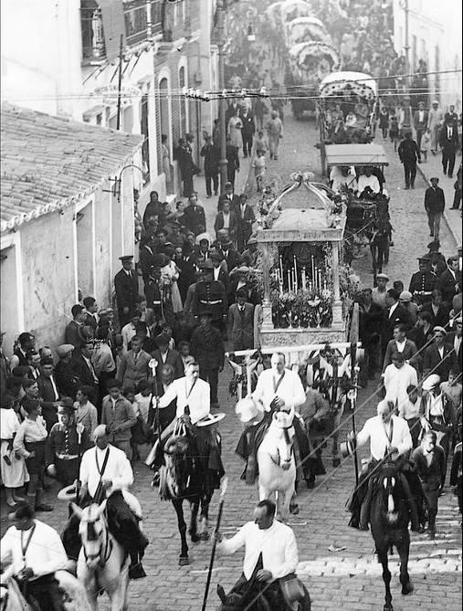 salida huelva 1932